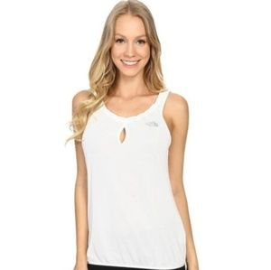 The North Face Women's Savvy Mesh Pink Tank Top
